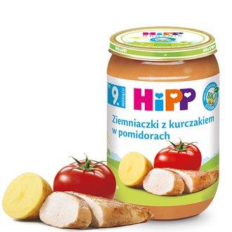 rozszerzanie diety słoiczki HiPP po 9. miesiącu
